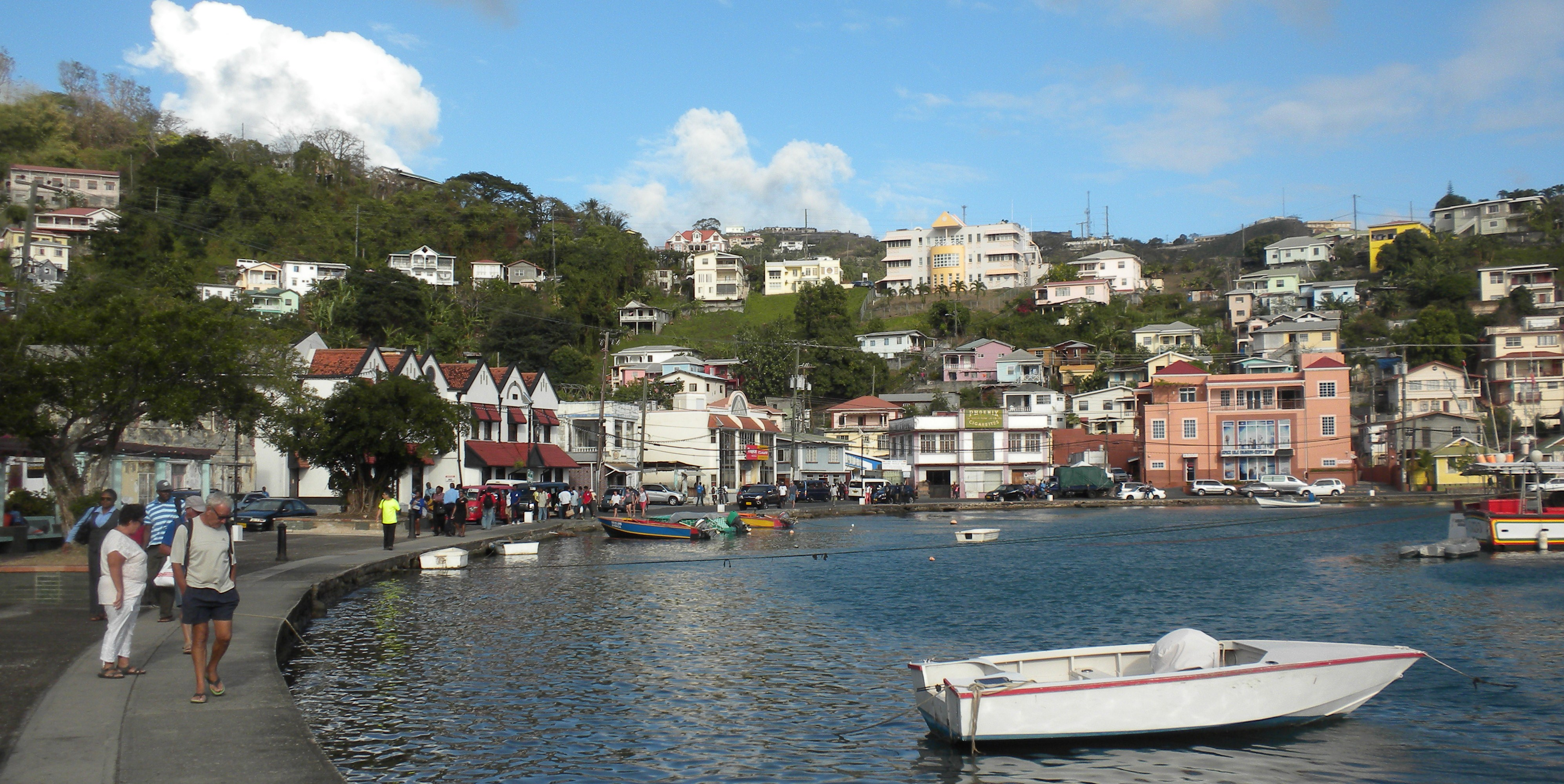 carenage Grenada