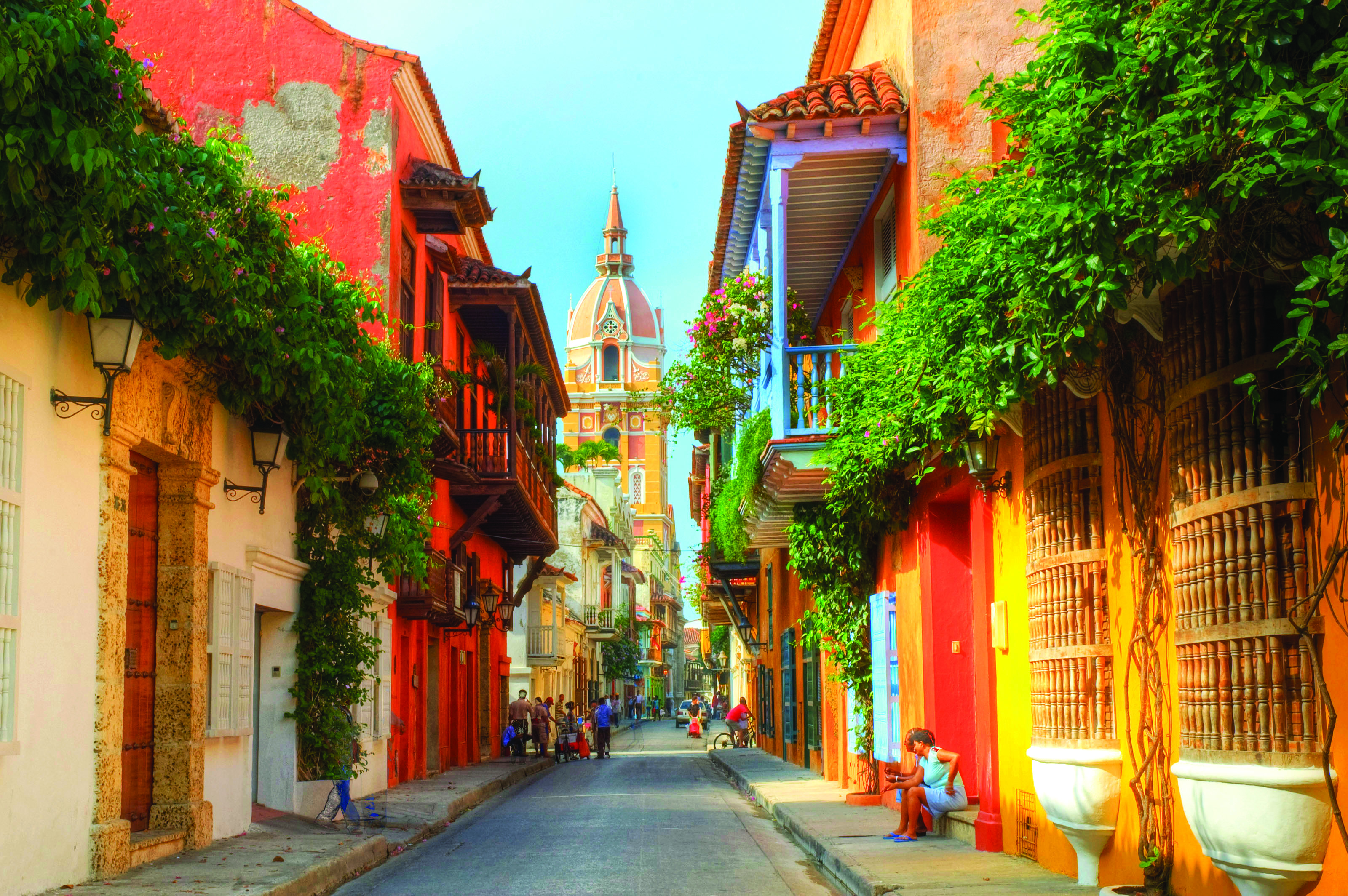 oude stad cartagena